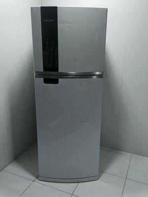 Refrigerador Brastemp 462l Frost Free 2 Portas C/ Turbo Ice - Branco