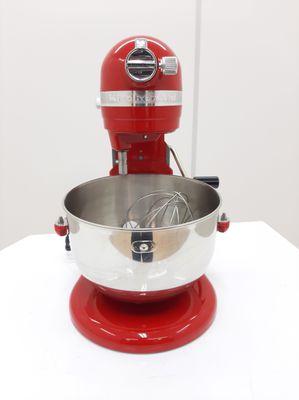 Batedeira Kitchenaid Stand Mixer Pro 600 5,7l - Passion Red