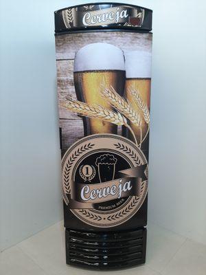 Cervejeira E-mechanics C/ Coel E Porta De Chapa 497l - Envelopada