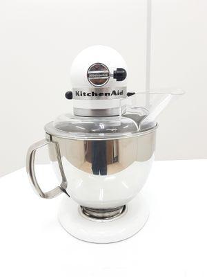 Batedeira Kitchenaid Stand Mixer Classic White - Branco