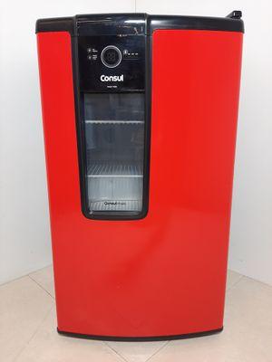 Cervejeira Consul Pta Metali/vidro 82l Vm - Vermelho