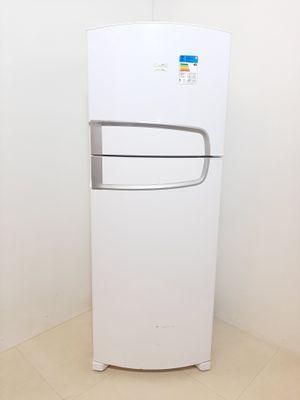 Refrigerador Consul Frost Free 2 Portas C/ Prateleiras Removíveis E Filtro Bem Estar 441l - Branco