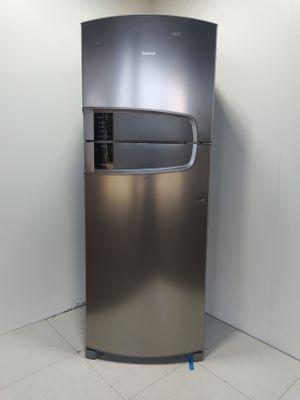 Refrigerador Consul 437l Frost Free 2 Portas C/ Filtro Bem Estar - Inox