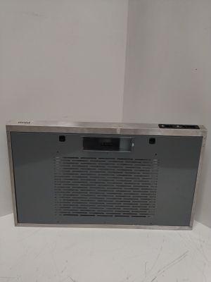 Depurador De Ar Consul 80cm C/ Filtro Lavável - Inox