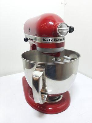 Batedeira Kitchenaid Stand Mixer Artisan - Empire Red - Vermelho